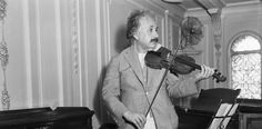 Einstein is best known for his contributions to science. But did you know that his passion for music was also an important factor in his work?