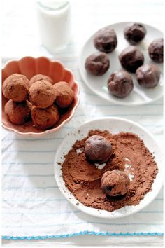 Foodagraphy. By Chelle.: Chocolate whisky truffles