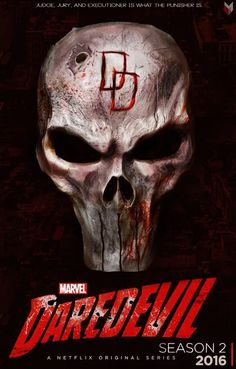 Daredevil Season 2's Fan Poster