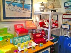 Beach People Keeps Summer Alive in Ephraim and Fish Creek--Shopping in Door County
