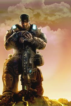 Fondo de pantalla | Wallpaper | Gears of war 3