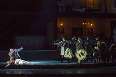 - Premiere night (20 february) / Seara premierei (20 februarie) - stanga/left Shoushik Barsoumian (Gilda) & Lucian Petrean (Rigoletto) Conductors, Choir, Opera, Greek Chorus, Opera House, Choirs
