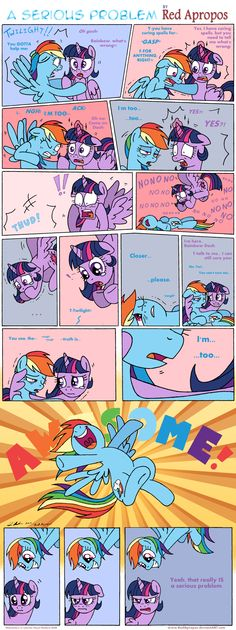 Rainbow Dash Illness