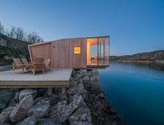 Zelten unter Glas: Architekturpreis für Landschafts-Hütten