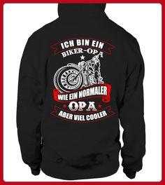 Opa Opi Biker Motorrad fahren Grovater - Shirts für großeltern (*Partner-Link)