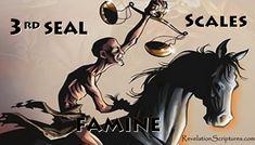 3rd Seal - Famine - Revelation