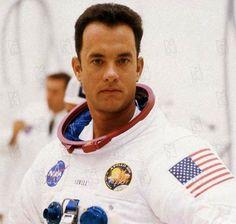 Apollo 13 - Tom Hanks as Commander Jim Lovell.                                                                                                                                                     More