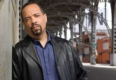 Odafin Tutuola, Ice-T, perhaps the coolest man on TV Ice T, Actors Male, Tv Actors, Urban Music, Hip Hop Artists, Law And Order, The Grim, Male Models, Rapper