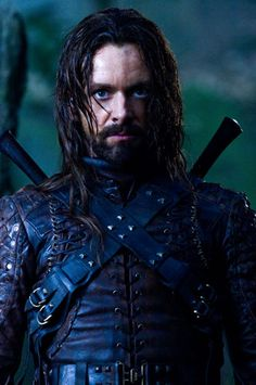 Lucian in Underworld: Rise of the Lycans