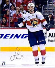 cf84192d77a Jonathan Huberdeau Florida Panthers Autographed 16