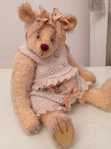 Cathryn's Bears - Artist Bears and Handmade Bears