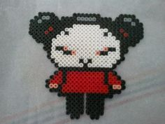 Pucca hama beads by p_7