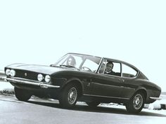 Fiat Dino 1967-1972, owned one as a young paratrooper in Italy