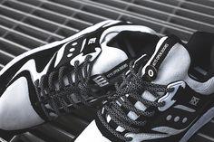 RISE x SAUCONY GRID 9000 (KEYS OPEN DOORS) | Sneaker Freaker