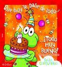 Que hoy te pase de todo... ¡Todo muy bueno! Happy First Birthday, Happy Birthday Images, Birthday Messages, Happy Birthday Wishes, Birthday Quotes, First Birthdays, Birthday Cards, Spanish Birthday Wishes, Hippie Birthday