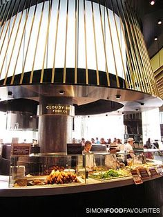 Simon Food Favourites: 8 new eateries now open in Westfield Sydney Food Court (9 Nov 2010)