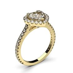 Buy 4 Prong Setting Side Stone Halo Engagement Ring which is available from to wt. H diamonds from Diamonds Factory UK. Square Engagement Rings, Halo Diamond Engagement Ring, Diamond Rings, Diamond Jewelry, Heart Of Gold, Yellow Gold Rings, Cross Pendant, Sterling Silver Rings, Gold Cross