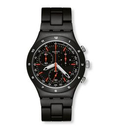 BLACK COAT (YCB4019AG) - Swatch Portugal - Relógios Swatch