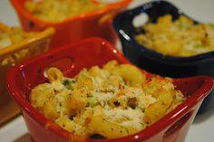 Cookin' Lean Like Paula Deen: Cooking Light with Rachael Ray: Tuna Melt Mac n' Cheese