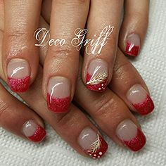 Ongle french gel