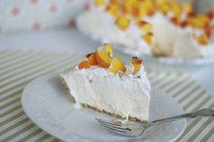 peaches 'n cream pie