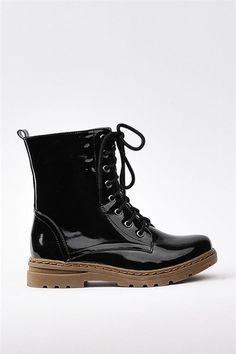 Pax Boots - Black