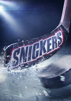 Snickers & Hockey on Behance