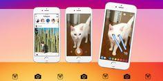Instagram Stories se encuentra disponible para Android - http://j.mp/2beaqak - #Android, #Apps, #Instagram, #IOS, #Noticias, #Stories, #Tecnología