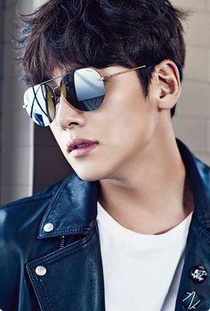 Police ❤❤ 지 창 욱 Ji Chang Wook ♡♡ that handsome and sexy look . Asian Celebrities, Asian Actors, Korean Actors, Ji Chang Wook Smile, Ji Chang Wook Healer, Park Hae Jin, Park Seo Joon, Ahn Jae Hyun, Lee Jong Suk