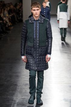 Opening Ceremony Fall 2014 Menswear Collection Slideshow on Style.com