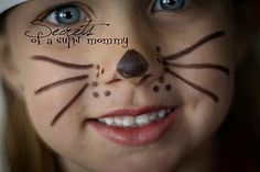 Easy Face Painting Ideas for Beginners - Bing Images