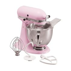 This would make baking SOOO much faster, better and well FUN! Tons of attachments, I could go on forever!