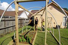 with Ask This Old House landscape contractor Roger Cook | thisoldhouse.com | from How to Build a High-Tunnel Greenhouse