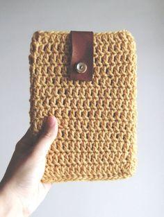 DIY: iPad mini sleeve