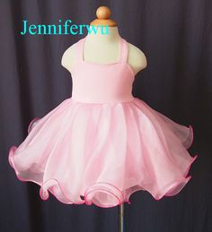>> Click to Buy << pink solid color baby cloths  flower girl dress baby  girl pageant   dress 1T-6T G128-3 #Affiliate