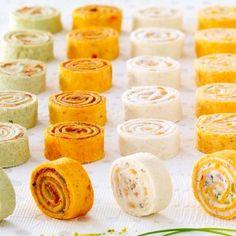 Mini wraps