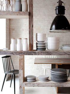 Vosgesparis: New Norm dinnerware photoshoot - styled by Emma Fexeus