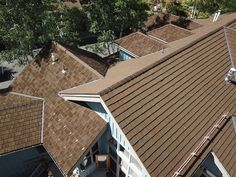 Photos Faux Cedar Shake Roof   Top Rated Synthetic Composite CeDUR Roofing Shakes Wood Roof Shingles, Cedar Shake Shingles, Cedar Shakes, Concrete Tiles, Clay Tiles, Cool Roof, Roofing Materials, Metal Roof, Rooftop