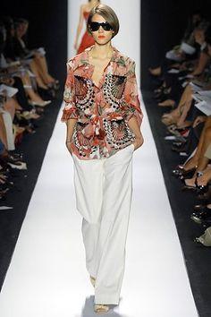 Carolina Herrera Spring 2008 Ready-to-Wear Collection Photos - Vogue
