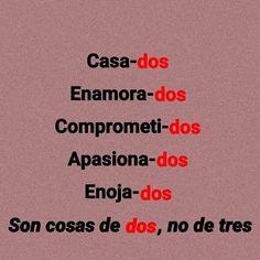 Sad Love Quotes, Romantic Quotes, Words Quotes, Life Quotes, Funny Quotes, Love Phrases, Love Words, Magic Words, Spanish Quotes