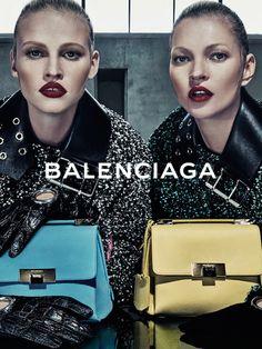 Manuel Vera Signature: Balenciaga Fall 2015 Campaign