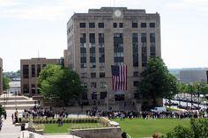 Kansas City Missouri Police Department Memorial Service - Headquarters, 1125 Locust