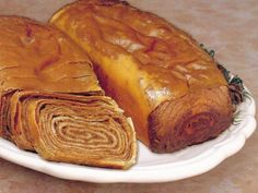 MINNESOTA - Northern Minnesota boasts a rich Slovenian-American heritage, and as with any ethnic group, foods make a lasting impact. The European-style sweet bread called potica is a combination of thinly rolled dough laden with nuts, fruit or cheese. Sunrise Bakery in Hibbing prepares varieties with walnuts, pecans, poppyseed, cream cheese or walnut with apple.    Get it now: Potica pastry, $15.99 at sunrisegourmet.com