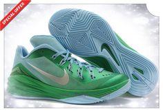 Mens 706505-067 Apple Green /Silver University Nike Hyperdunk 2014 Low On Sale