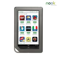 Barnes & Noble NOOK Android 2.3 Dual-Core 1GHz 8GB 7' E-Reader & Tablet PC at 65% Savings off Retail!