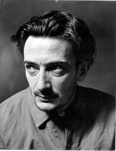 Salvador Dali, 1930s  viailoveretro