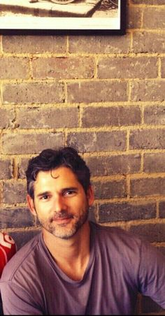 Eric Bana. Just watched MUNICH again. This guy can do anything and maintain his hotness no matter what.