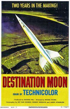 1950 ... Destination Moon | Flickr - Photo Sharing!