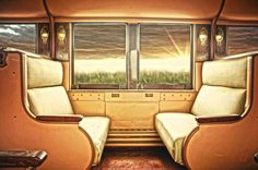 On The Evening Train by Teresa Schmid