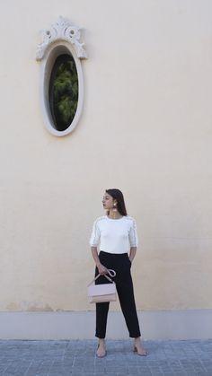 Roma bag, minimalist design